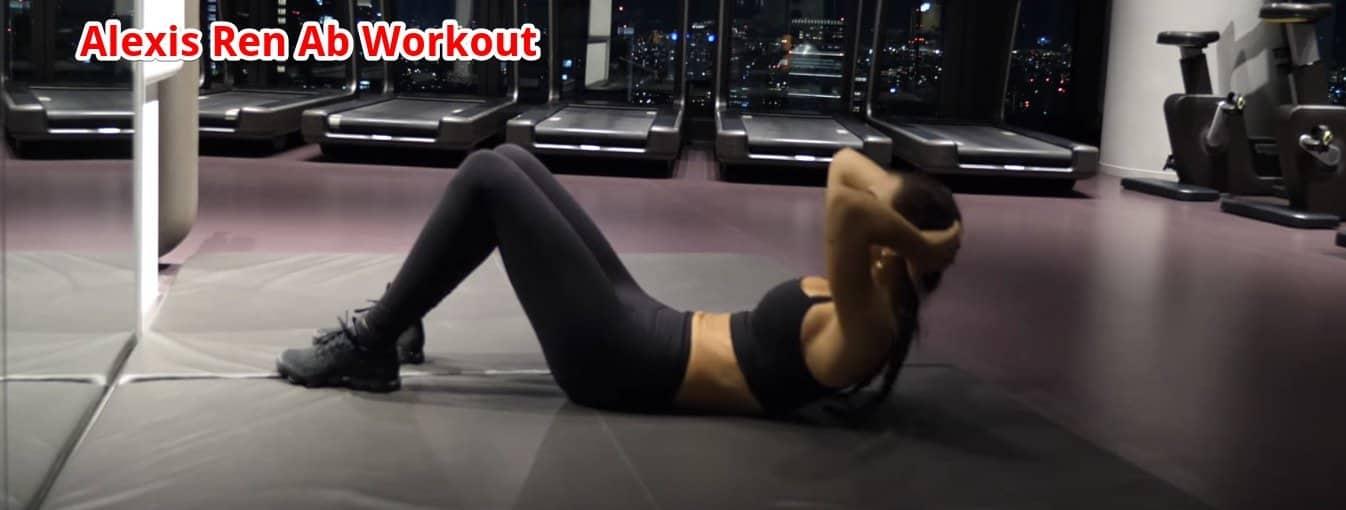 「alexis ren Workout」の画像検索結果