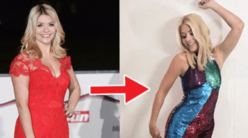 Holly Willoughby's Weight Loss Secrets Revealed…