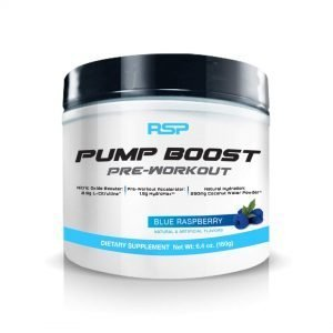 RSP Pump Boost-Stimulant Free Pre Workout