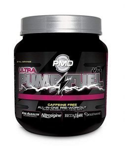 PMD Sports Fuel Caffeine Free Pre Workout Drink