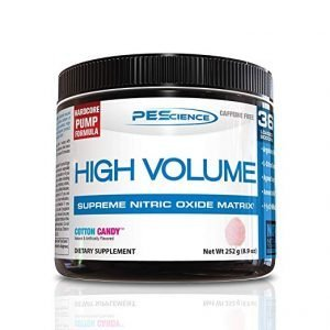 PEScience High Volume Caffeine Free Workout