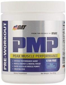 GAT PMP Stimulant Free Pre-Workout