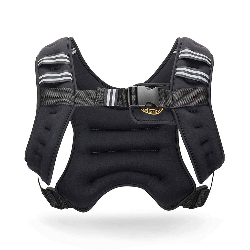 TNT Pro Series Weighted Vest