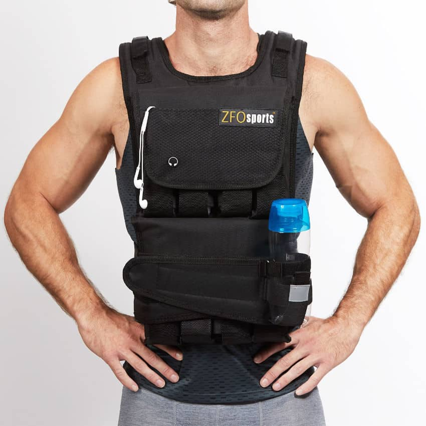 ZFO Sports Weighted Vest