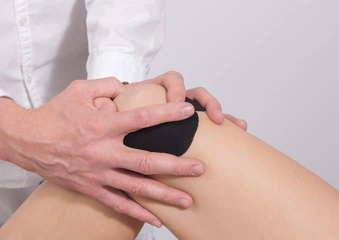 picture of knee
