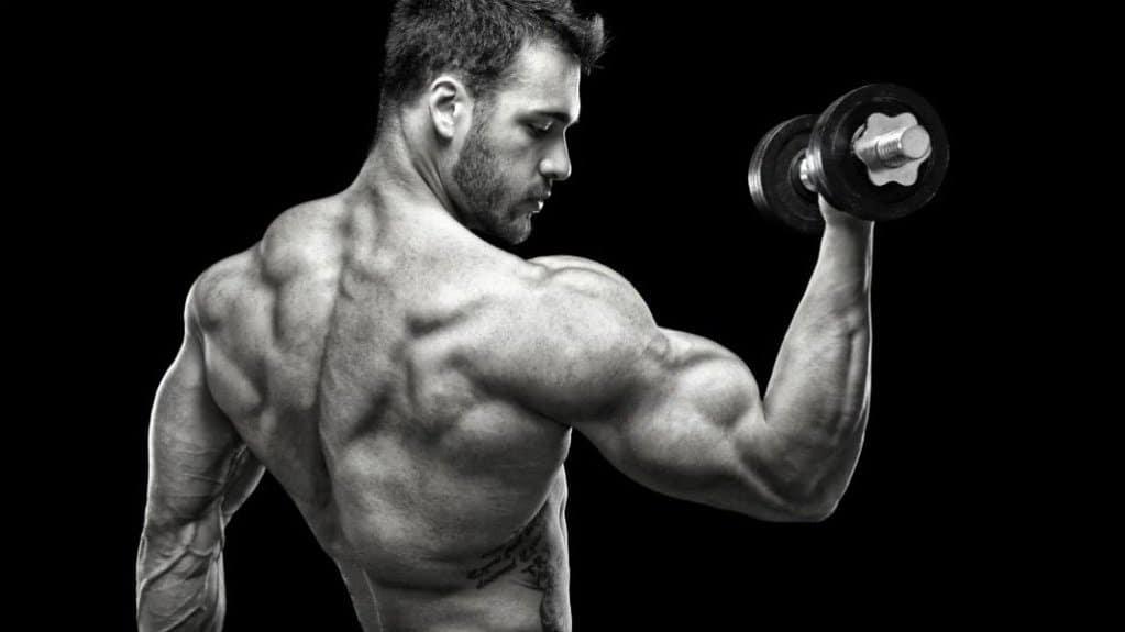 TestoGen- workout-man- Alpha Monster Advanced