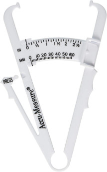 body fat callipers