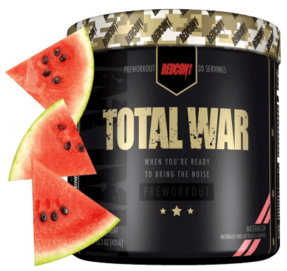 Redcon1 Total War PreWorkout