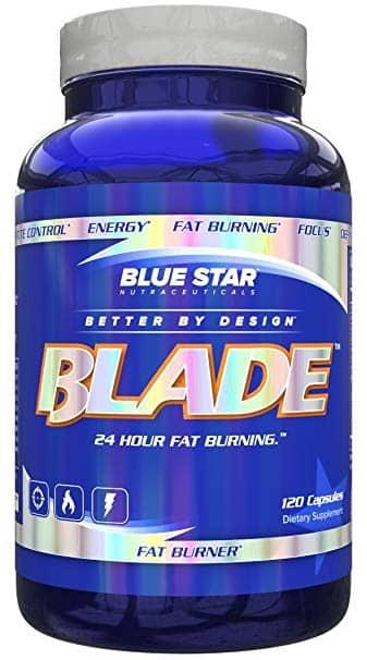 Blue Star Nutraceuticals Bottle