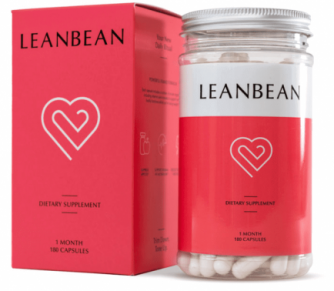 Lean Bean Fat Burner Bottle