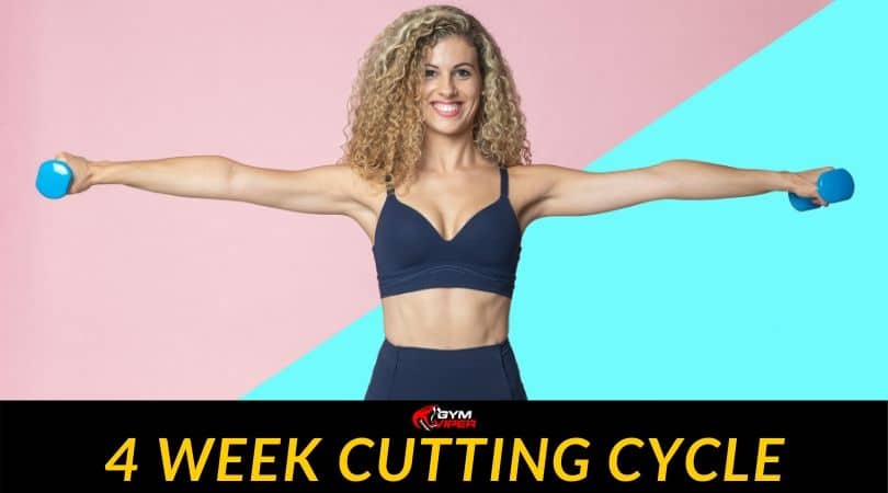 GymViper Cutting Cycle
