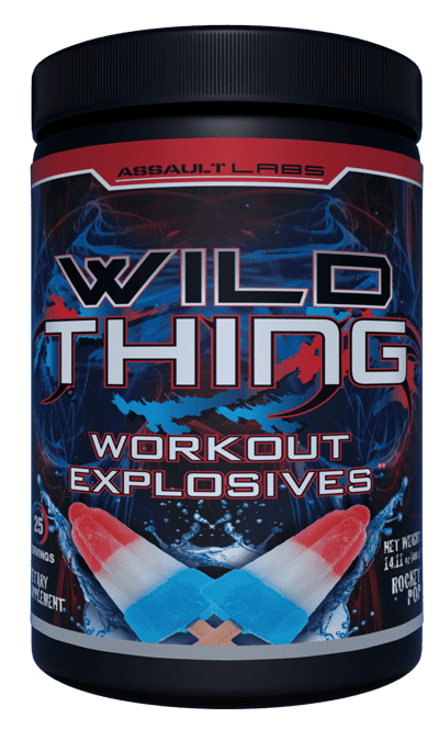 Wild Thing Pre Workout