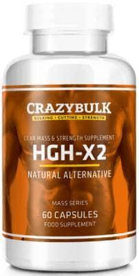 CrazyBulk HGH-X2 Bottle