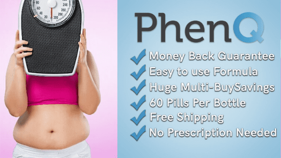 PhenQ List Of Benefits