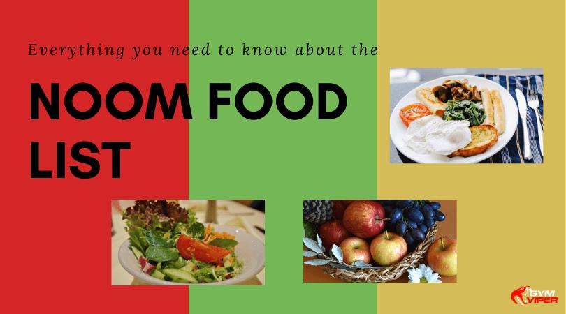noom food list image