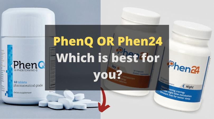 phenq vs phen24 compared