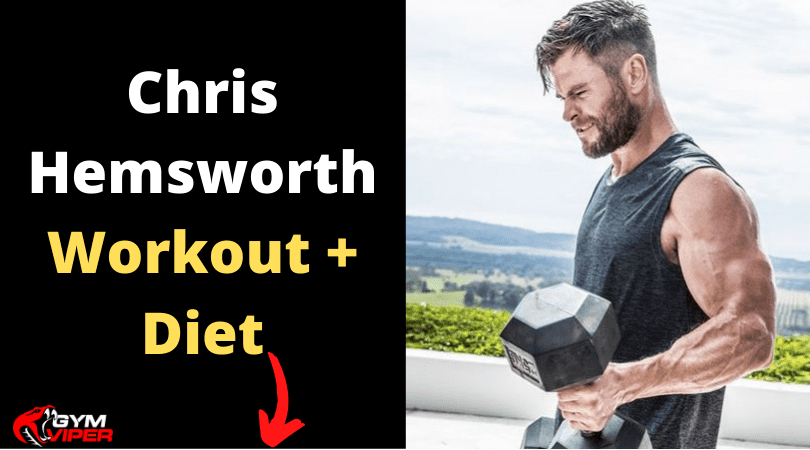 Chris Hemsworth Workout Routine img