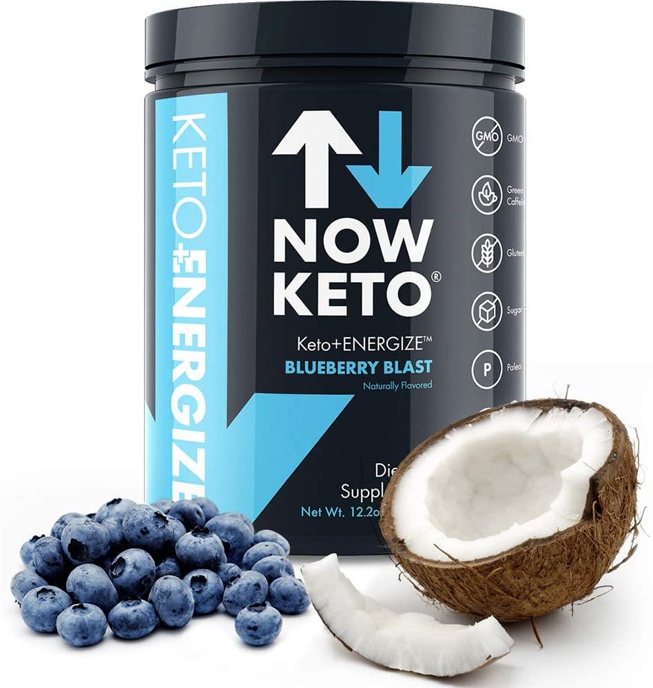 NOW KETO® Keto Energy Ketones