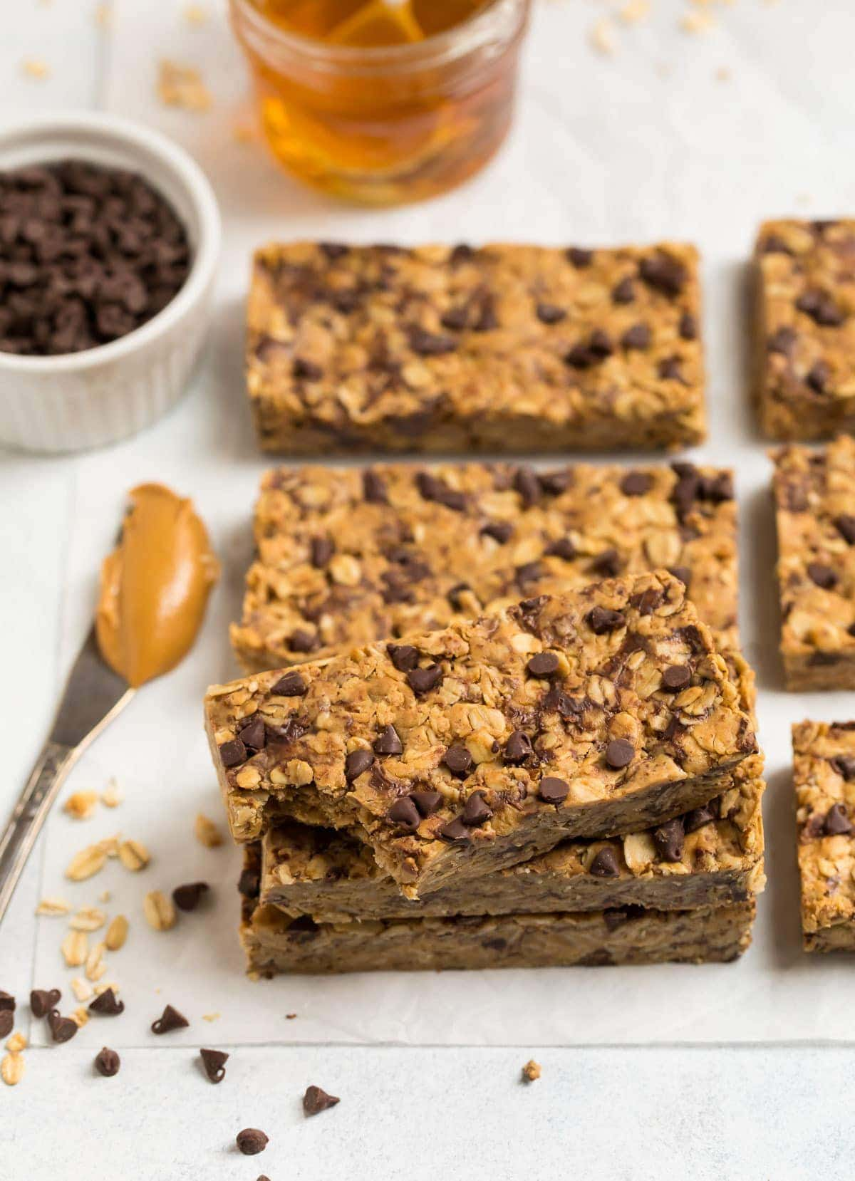 protein bars as snaccks