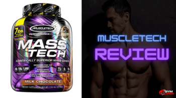 MuscleTech Mass Gainer Review