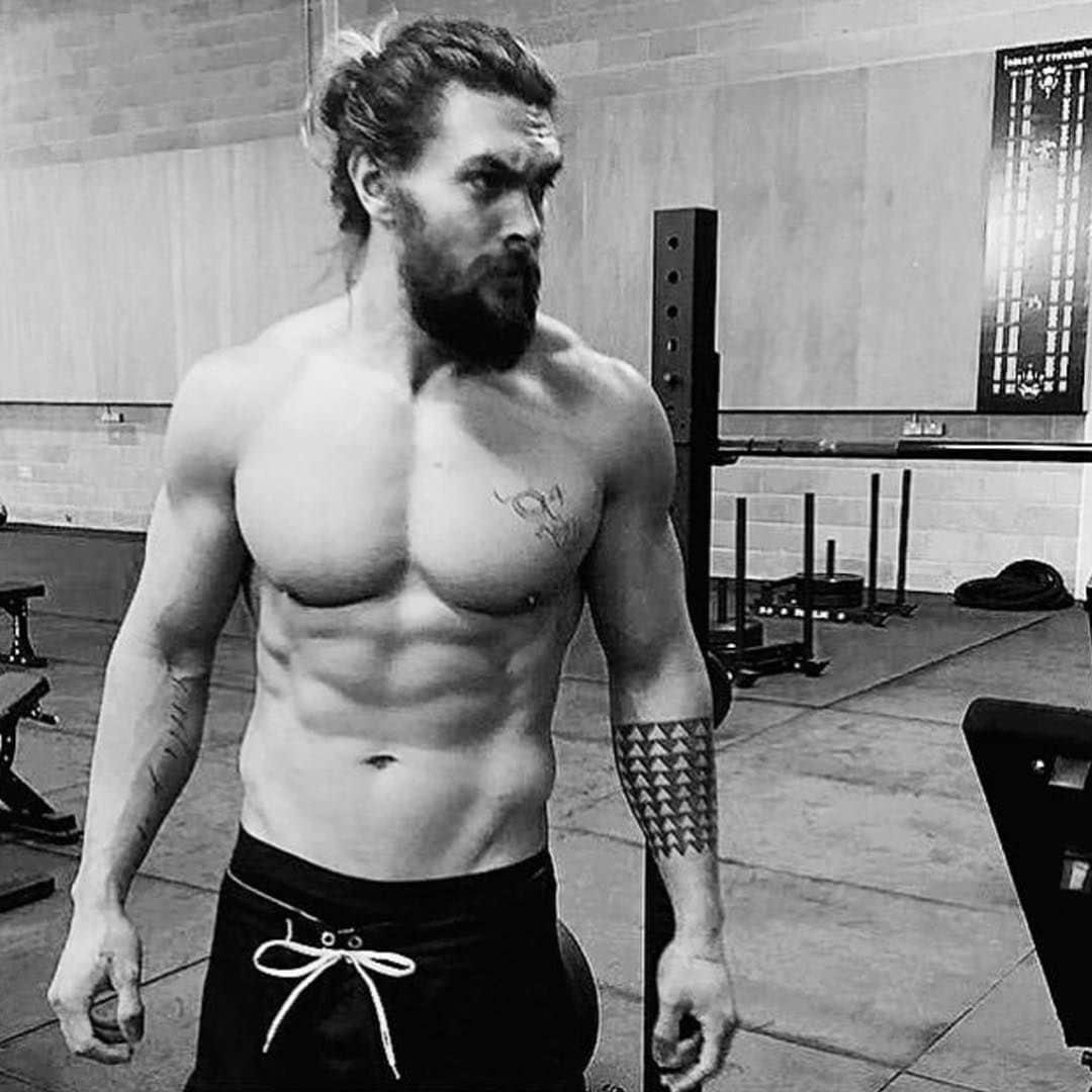 Jason Momoa Body Type