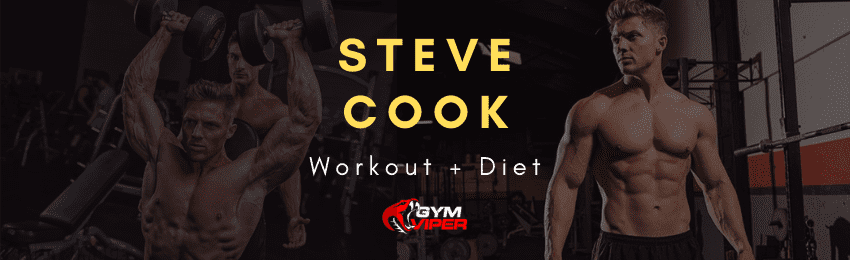 Steve Cook Featured Image