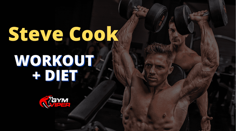 Steve Cook Featured